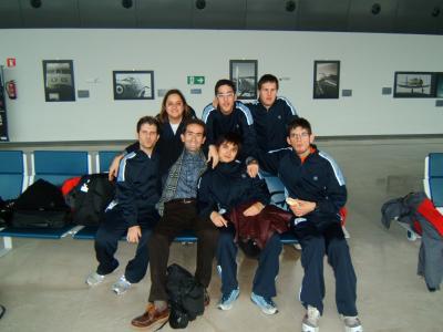 Campeonato de España pista cubierta, Oviedo 2008