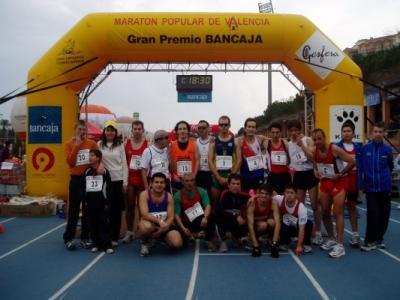 IV  Milla paralímpica de la ciudad de Valencia